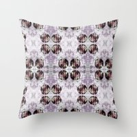 Cell Life 5 Throw Pillow