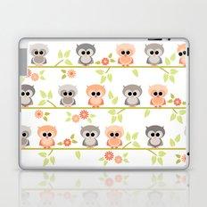 Baby owls Laptop & iPad Skin