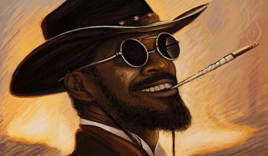 Django - Our newest troll Art Print