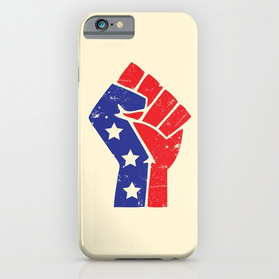 Revoltion Party Fist iPhone & iPod Case