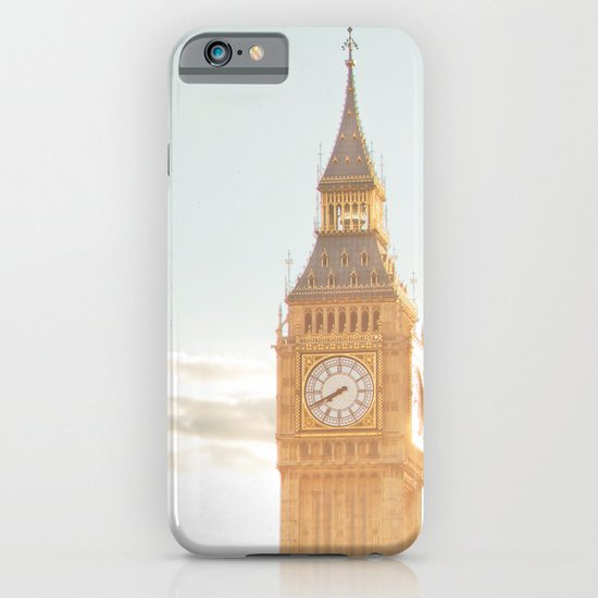 Big Ben iPhone & iPod Case