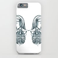 iPhone & iPod Case featuring Little Ribs by Ellie Craze