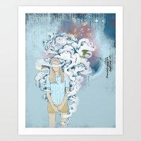 Autumn Art Print
