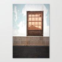 overdose de rectangles Canvas Print