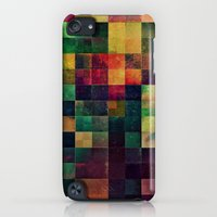 iPod Touch Cases featuring nymbll bwx by Spires