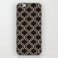 Trellis Patter II iPhone & iPod Skin