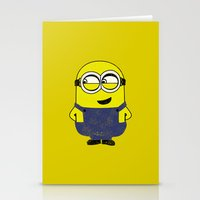 MINION (COLORS) Stationery Cards
