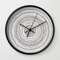 lines lines lines.. Wall Clock