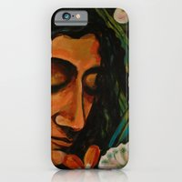 iPhone & iPod Case featuring FACE by yamini