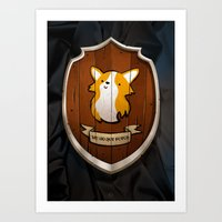 We do not fetch Art Print
