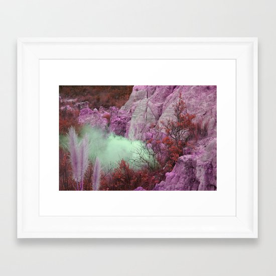 Irrealidad 2 Framed Art Print