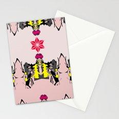 star flower Stationery Cards
