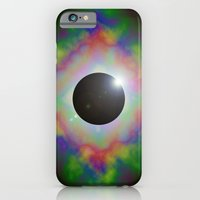 Eclipsed Eye iPhone 6 Slim Case