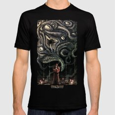 Shoggoth Mens Fitted Tee Black SMALL