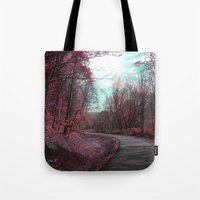 Passing Through II Tote Bag