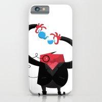 iPhone & iPod Case featuring Tea Man by monrix