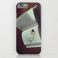 iPhone & iPod Case featuring DREAM PAGES by Annamaria Kowalsky