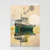 Ocean Morning Stationery Cards