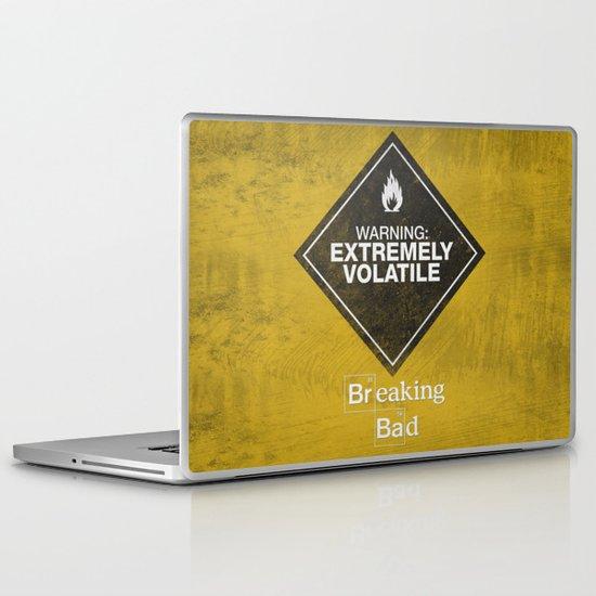 BB Poster 01 Laptop & iPad Skin
