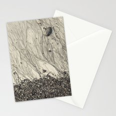 Tidal veins Stationery Cards