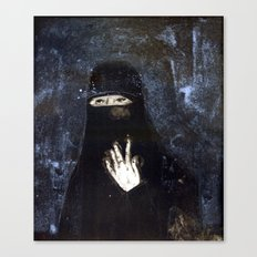 Saudi Canvas Print