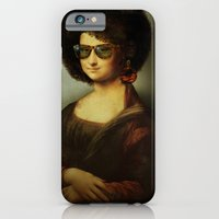 iPhone & iPod Case featuring Mona Lisa Boogie by ARJr