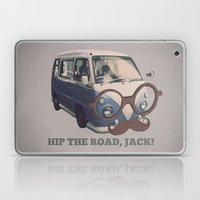 Hip The Road, Jack! Laptop & iPad Skin