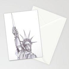 C3PO Liberty Stationery Cards