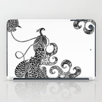Peacock Love iPad Case
