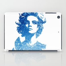 Snow: Natalia Vodianova iPad Case