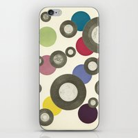 Put Another Record On iPhone & iPod Skin