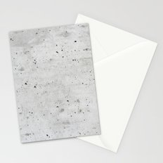 Simply concrete Stationery Cards