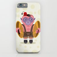 The Monkey Boy iPhone 6 Slim Case