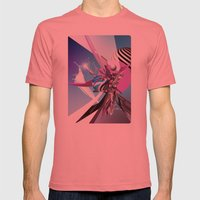 Wishbringer Mens Fitted Tee Pomegranate SMALL