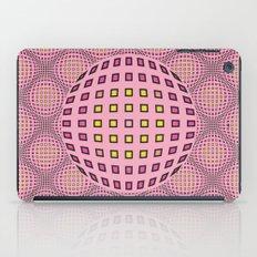 Pop pink iPad Case