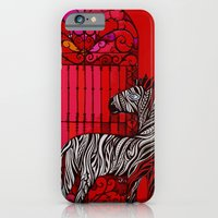 Zebra iPhone 6 Slim Case