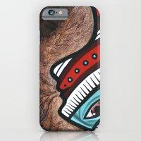 Breath Of Life iPhone 6 Slim Case