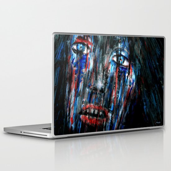 Deep Soul 9 Laptop & iPad Skin