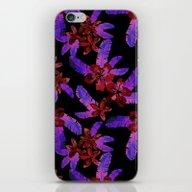 Tahitian Garden {E} iPhone & iPod Skin