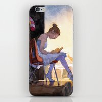 The Understudy iPhone & iPod Skin