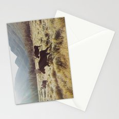 Three Meadow Moose Stationery Cards