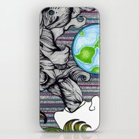 Earthling iPhone & iPod Skin