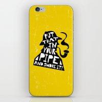 Smoke It! iPhone & iPod Skin