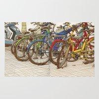 Bike Mess Rug