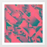 New Sacred 40 (2014) Art Print