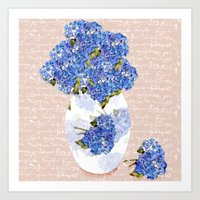 Afternoon Bouquet Art Print
