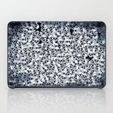 Skull Sketch Pattern iPad Case