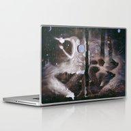 Laptop & iPad Skin featuring Moon Magic by Jana Heidersdorf Ill…
