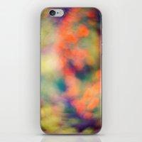 Layers Of Joy 1 iPhone & iPod Skin