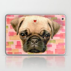 Puggy Laptop & iPad Skin